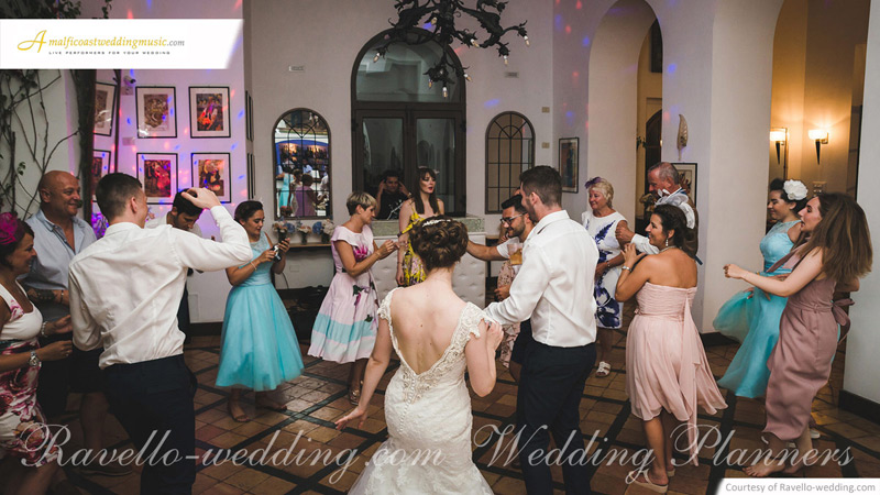 DJ - Ravello wedding music
