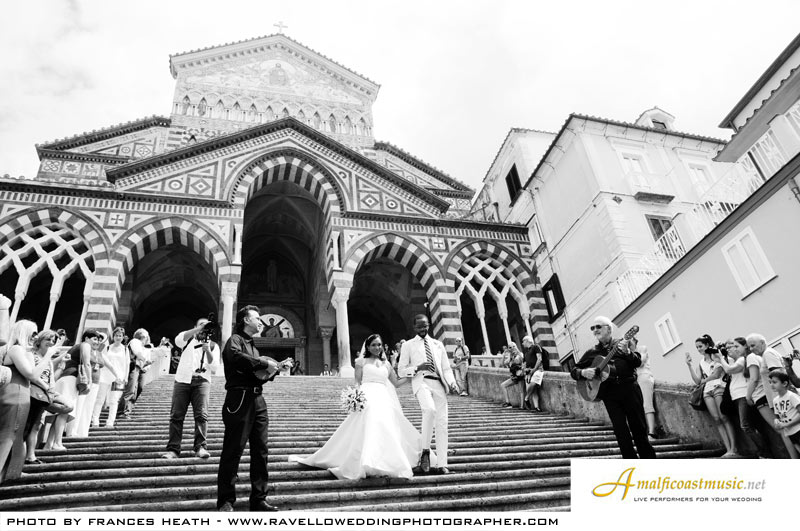 Amalfi wedding music