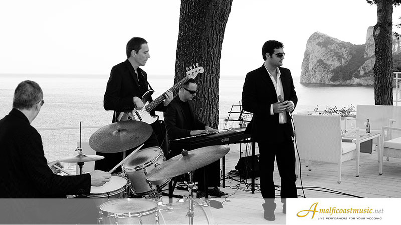 Ravello wedding music - Band